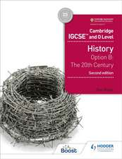 Cambridge IGCSE and O Level History