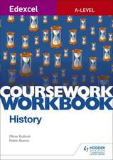 Edexcel A-level History Coursework Workbook