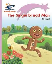 Reading Planet - The Gingerbread Man - Lilac Plus: Lift-off First Words