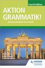 Aktion Grammatik!