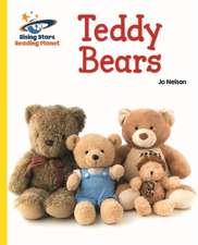 Daynes, K: Reading Planet - Teddy Bears - Yellow: Galaxy
