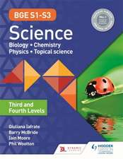 BGE Science: S1-3 Student Textbook