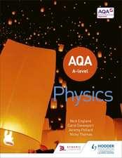 AQA A LEVEL PHYSICS YEAR 1 & YEAR 2