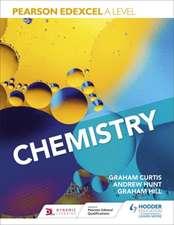 PEARSON EDEXCEL A LEVEL CHEMISTRY YEAR 1