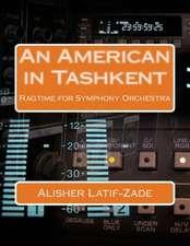 An American in Tashkent