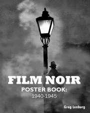 Film Noir Poster Book