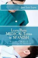 Learn Basic Medical Terms in Spanish