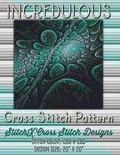 Incredulous Cross Stitch Pattern