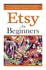 Etsy for Beginners