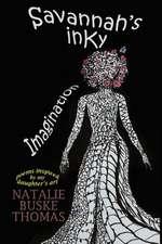 Savannah's Inky Imagination