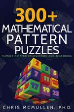 300+ Mathematical Pattern Puzzles