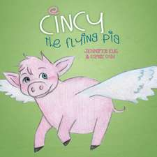 Cincy the Flying Pig