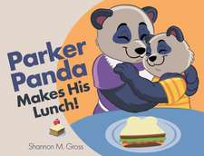 Parker Panda Makes His Lunch!