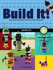 Build It! Robots
