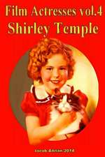 Film Actresses Vol.2 Shirley Temple
