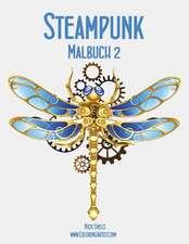 Steampunk Malbuch 2
