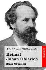 Heimat / Johan Ohlerich