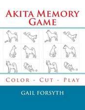 Akita Memory Game