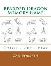 Bearded Dragon Memory Game