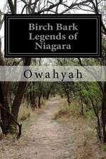 Birch Bark Legends of Niagara