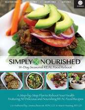 Simply Nourished - Summer
