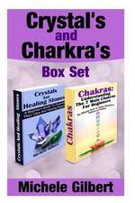 Crystal's and Chakra's Box Set