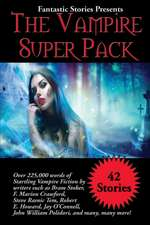 Fantastic Stories Presents The Vampire Super Pack