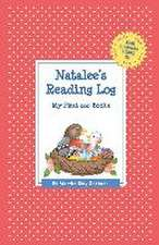 Natalee's Reading Log:  My First 200 Books (Gatst)