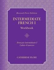 Intermediate French I Workbook