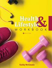 Health and Lifestyle Workbook