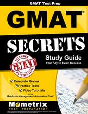 Gmattest Prep:  Complete Review, Practice Tests, Video Tutorials for the Graduate Management Admission Test