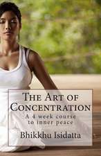 The Art of Concentration
