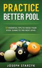 Practice Better Pool