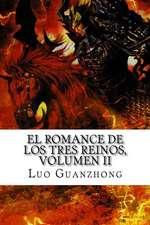 El Romance de Los Tres Reinos, Volumen II