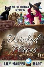 Wicked Places:  A Large Print Book, Flowers