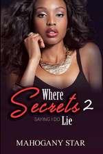 Where Secrets Lie PT. 2