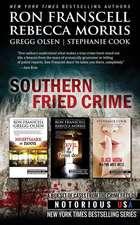 Southern Fried Crime Notorious USA Box Set (Texas, Louisiana, Mississippi)