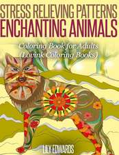Stress Relieving Patterns Enchanting Animals