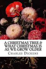 A Christmas Tree & What Christmas Is as We Grow Older