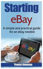 Starting Ebay