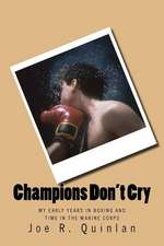 Champions Don't Cry