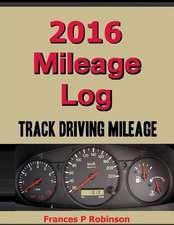 2016 Mileage Log