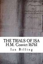 The Trials of ISA