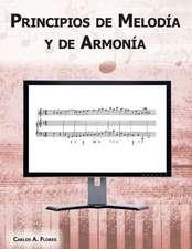 Principios de Melodia y de Armonia