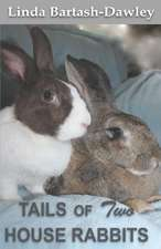 Tails of Two House Rabbits