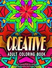 Creative Adult Coloring Books, Volume 14
