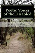 Poetic Voices of the Disabled