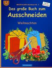Brockhausen Bastelbuch Bd. 2 - Das Grosse Buch Zum Ausschneiden