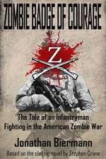 Zombie Badge of Courage