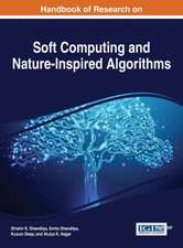 Handbook of Research on Soft Computing and Nature-Inspired Algorithms